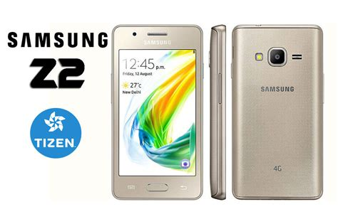samsung z2 precio y caracter 237 sticas de este smartphone tizen 4g cherencov
