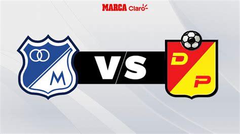 Final Liguilla 2020: Millonarios vs Pereira: Resumen ...