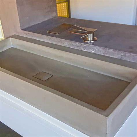 Waschbecken Aus Beton waschbecken aus beton victum 100 waschtische aus beton