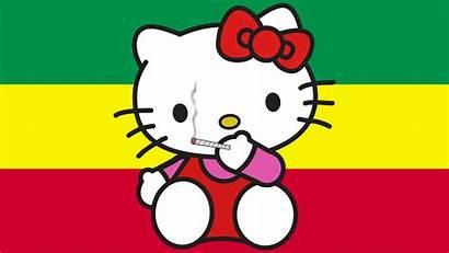 Kitty Hello Desktop Backgrounds Computer Wallpapers Halloween