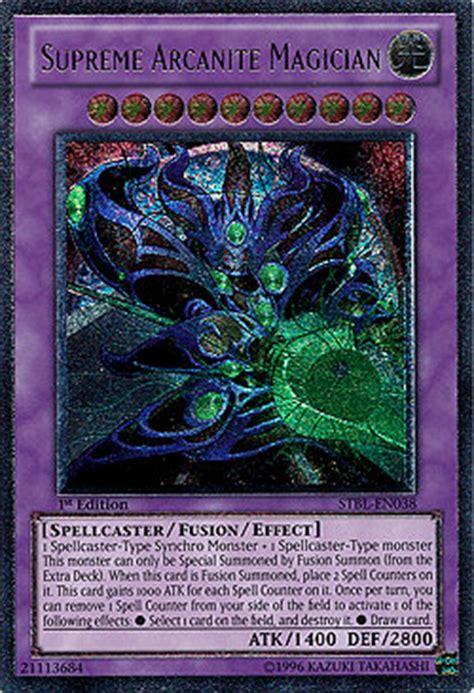 supreme arcanite magician starstrike blast boosterserien