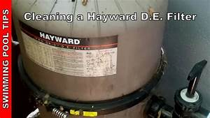 Cleaning A Hayward Pro