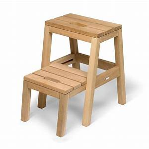 Skagerak Dania Step Ladder Oak Kitchen Furniture
