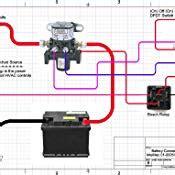 intellitec 0100055000 battery disconnect relay automotive