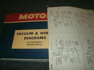 1975 1976 Ford Mustang Ii Ghia Or Cobra Ii Complete Wiring