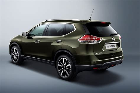Nissan X Trail Photo by All New Nissan X Trail Suv Is Also The 2014 Rogue For