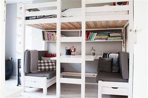 bureau lit mezzanine lit mezzanine avec bureau int 233 gr 233 29 id 233 es pratiques
