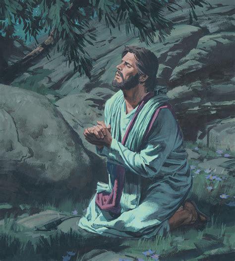 jesus praying in the garden jesus suffers in the garden of gethsemane