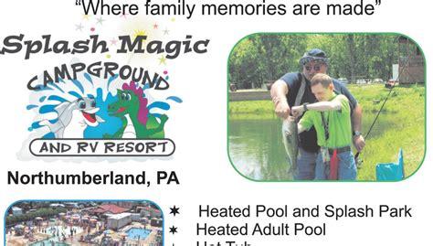 susquehannafishing com splash magic cground family