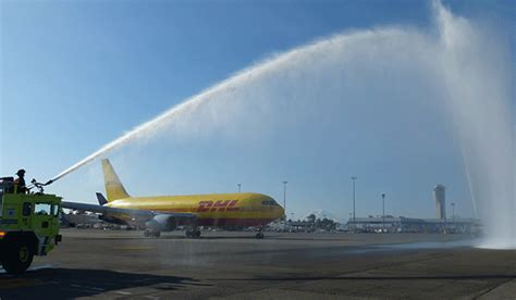 dhl express  moved  seattle air operation