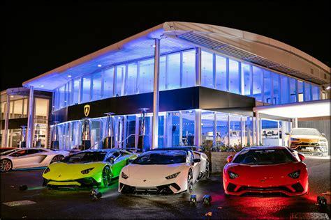 Official Launch Of Second Lamborghini Dealership ...