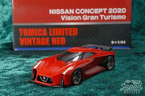 tomica limited vintage neo  nissan concept
