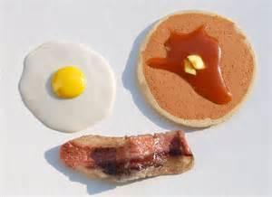American Girl Doll Food Pancakes