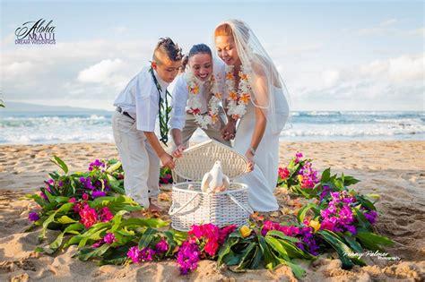 Aloha Maui Dream Weddings