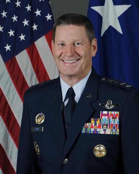 General Robin Rand > Us Air Force > Biography Display