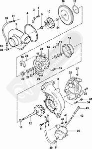 Diagrama De Turbo Garrett Tb03
