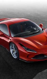 Ferrari F8 Tributo 2019, 2020, 2021, купе, 1 поколение ...