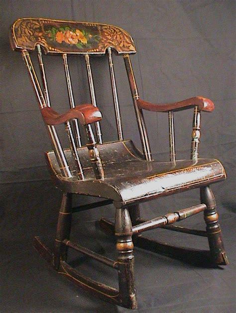 vintage banana rocking chair w1003 4l jpg 15