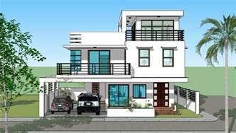 Home Design Builder Model With Roofdeck House Designer And Builder