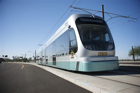 phx light rail south central light rail extension to be completed