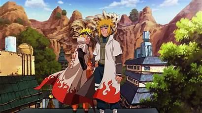 Naruto Minato Konoha Hokage Namikaze Anime Shippuuden
