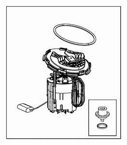 Dodge Challenger Module Kit  Fuel Pump  Level Unit  Primary  Gallon  Tank  Group