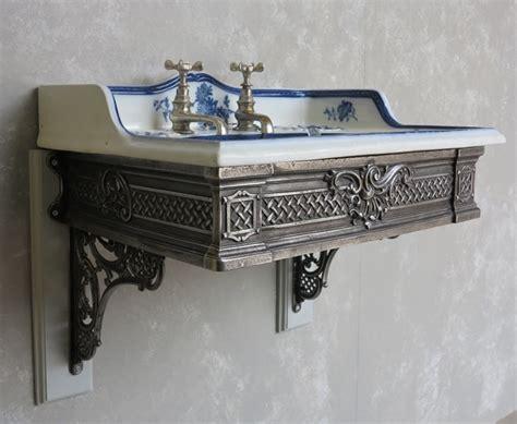 antique porcelain kitchen sink porcelain cauldon wall mounted sink brackets 4125