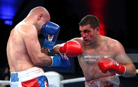 Babic v Little: 'the savage' faces 'the gypopotamus' in ...