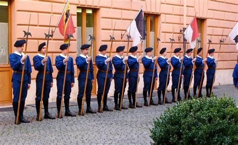 facts   swiss guards