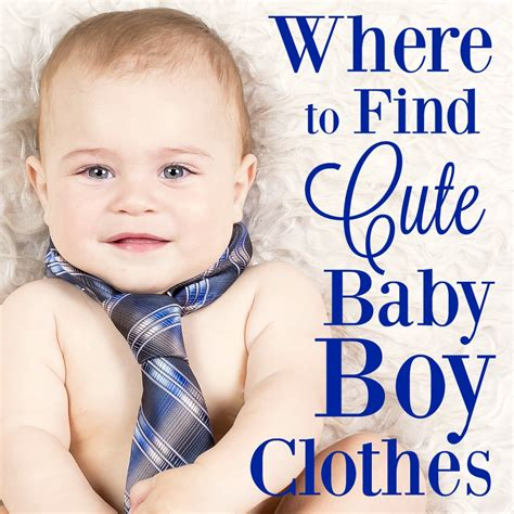 where to buy a where to find baby boy clothes mba sahm