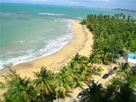 awesome view beachfront playa azul tower   luquillo