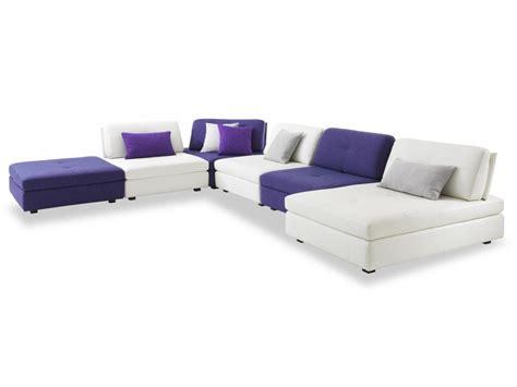 canapé d angle cuir center canape italien modulable fauteuil design de maison
