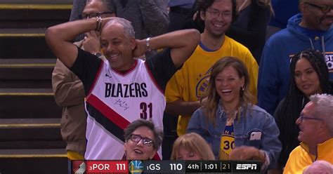 blazers  warriors  curry family  stealing