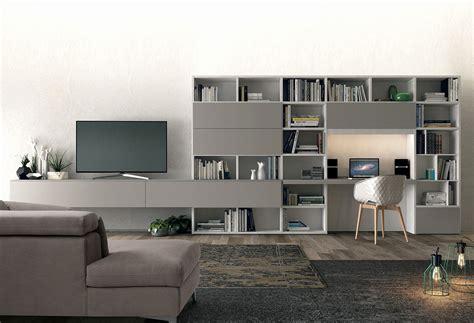 bibliotheque bureau integre design nouveau meuble