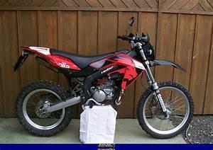 2007 Aprilia Rx 50