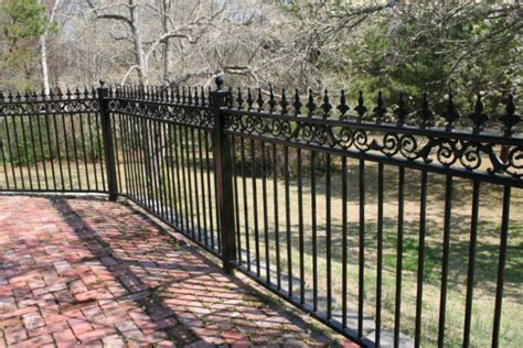 wrought iron fence cost wrought iron fence cost architectural design