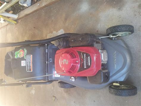 Boats Net Honda Mower by For Sale Honda Hru 196 Mower