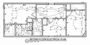 electrical drawing layout the wiring diagram With house wiring for b