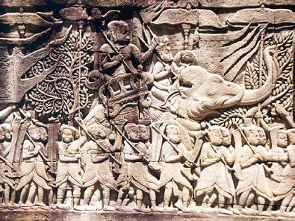 southeast asian art definition paintings sculptures