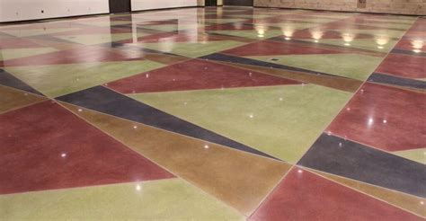 Car Museum Gets Polished Floor   The Concrete Network