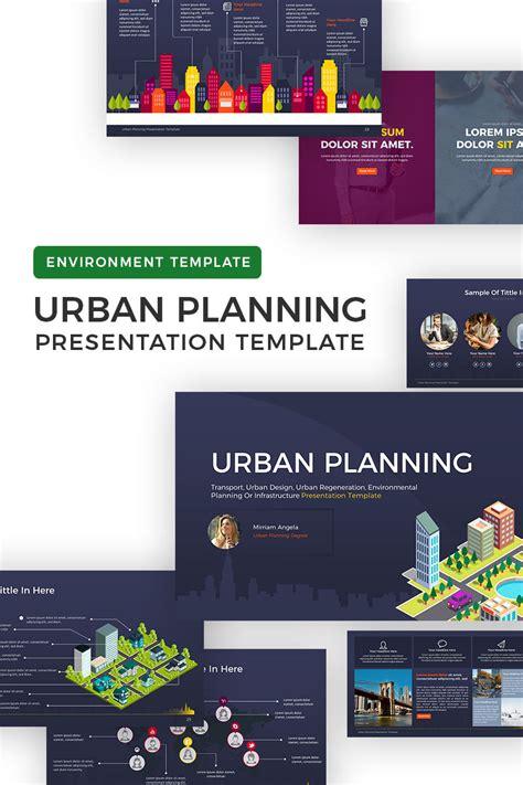 urban planning  powerpoint template
