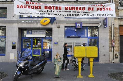 bureau de poste chatelet aussi ferme ses bureaux de poste