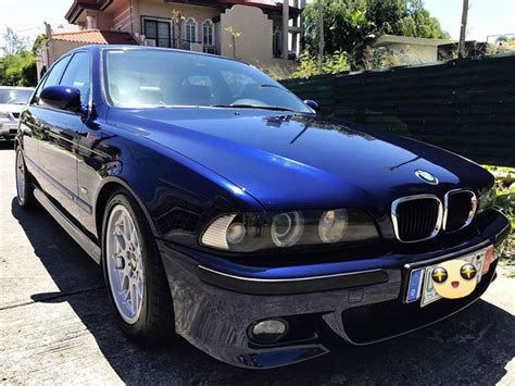 Second Hand Bmw E39 523i Automatic Gas  Used Cars Philippines