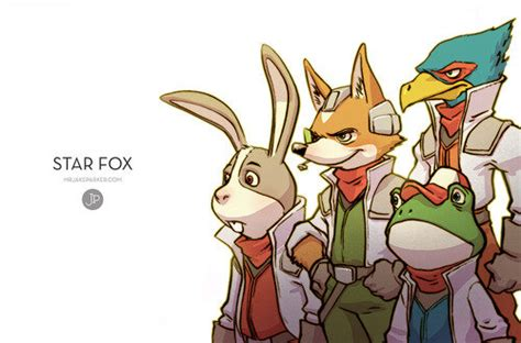 Smosh Games On Twitter Star Fox Fan Art Is Spiffy