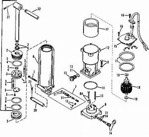 Evinrude Outboard Wiring Diagram