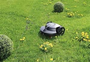 Tondeuse à Gazon Automatique : robot tondeuse gazon automatique avec base de charge ~ Premium-room.com Idées de Décoration
