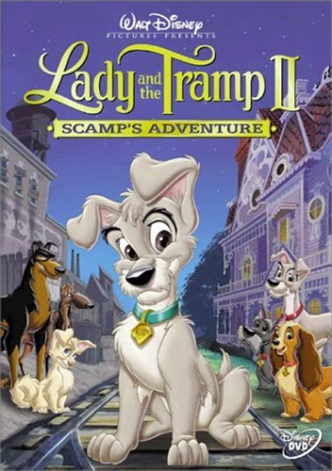 lady   tramp ii scamps adventure soundtrack  lady