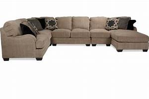 brantley 5 piece sectional levin furniture levin With levin furniture sectional sofa