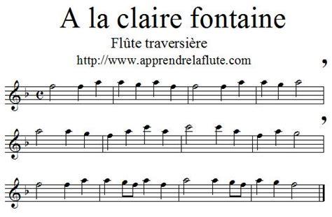 Partition Flute Traversiere Clair De Lune