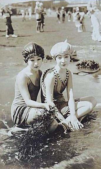 moga   beach  japan modern girls modan gaaru